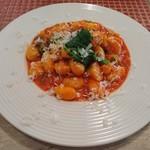 ボッサ - ニョッキのトマトソース