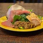 ビストロ コマ - 前菜のサラダ