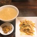 四川小吃 雲辣坊 - ランチのサービス