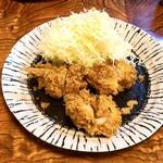 とんかつ 椿 - ヒレ定食 1750円