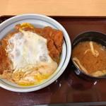 とんかつ 銀座 梅林 - かつ丼 780円
