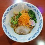 ちゃあしゅうや 亀王 - 料理写真:九州油ソバ