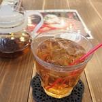 美菜ダイニング NICO - キャラメル紅茶