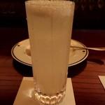 104313064 - ジンのカクテル♪ライムの果汁がたっぷりです。