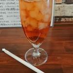 喰薫酒房 かをり本丸 - アイスウーロン茶
