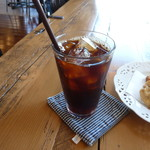 オン・ザ・ヒル コーヒー - ドリンク写真:アイスコーヒー(黒川)