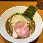亀戸煮干中華蕎麦つきひ - 料理写真:濃厚蕎麦