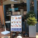 CAFE GITANE - 太陽いっぱいランチ・タイム