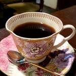 カフェ ド SaRa - 素敵な珈琲カップにうっとり❤️