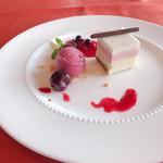 ホテルオークラレストラン新宿 ワイン&ダイニング デューク - 本日のデザート