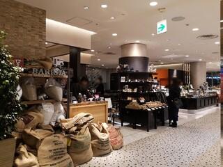 Paul Bassett 渋谷ヒカリエ ShinQs店