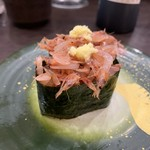 回転寿司ととぎん - 桜エビ