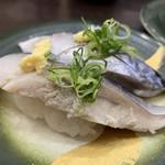 回転寿司ととぎん - トロしめ鯖