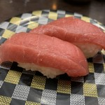 回転寿司ととぎん - 本マグロ赤身