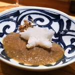 東京肉しゃぶ家 - 牛テール煮込みカレー