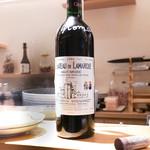 東京肉しゃぶ家 - このワインは超すばらしかった