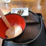 昇仙峡 金渓館 - ほうとう鍋