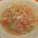 10433830 - 新鮮野菜の蟹肉あんかけ