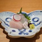 日本料理 e. - 平目、メカジキ