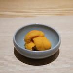 日本料理 e. - バフンウニ