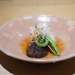 日本料理 e. - 穴子の揚げ出し