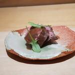 日本料理 e. - 仙台牛のローストビーフ