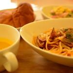 Gatti amando - 料理写真:お食事