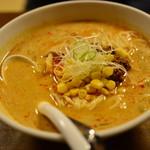 味の蔵 壽楽 - みそ担々麺