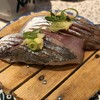 魚磯 - 料理写真:×アジ287円