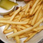 Island Burgers - フライドポテト