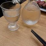 利久 - 甲子立春朝搾り  純米吟醸生原酒