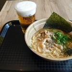 梦麺88 - ラーメンと生ビール