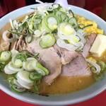 Baikouken - トップフォト 味噌チャーシュー麺大盛 バターコーンTP