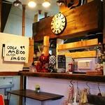 モグモグ カフェ - 店内