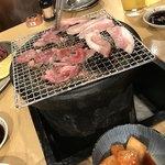 大野屋本店 - 料理写真:食べ放題のお肉たち