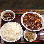 生駒軒 - 麻婆豆腐(辛め)