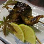 さの寿司 - 焼き魚