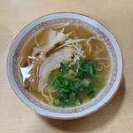 あきちゃん - ラーメン 600円