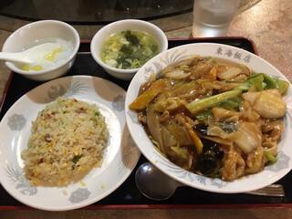東海飯店 浜松町・大門本店