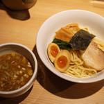 麺屋 みちしるべ - つけ麺+味玉