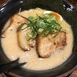 麺家りょうま櫻堂 - 料理写真:白 和風とんこつ
