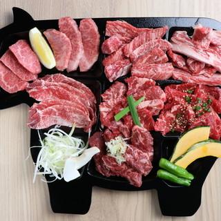 ◆比べてくださいこのお肉◆創業50年の幻の精肉卸直営焼肉店♪