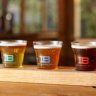 日本&世界から集めた樽生クラフトビールをお楽しみください◎