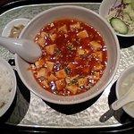 10435492 - 麻婆豆腐セット780円