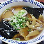そば処仙波 - 料理写真:チャーシューメン750円