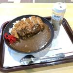 ドムドムハンバーガー - ロースカツカレー 690円