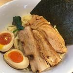 麺屋 みちしるべ - 特製つけ麺(並盛)