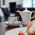 CAZAN 珈琲店 - ワッフル越しのコーヒー☆