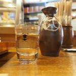 ふさ鮨 - お酒は剣菱