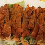 インディアンレストラン アンキットの気持ち - 野菜もたっぷり
